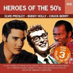 3CD Set Heroes Of The 50s