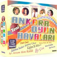 Ankara Oyun Havaları 3 CD BOX SET