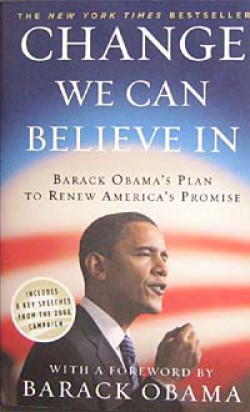 Change We Can Believe In  Barack Obama's Plan to R