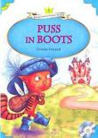 Puss in Boots +MP3 CD (YLCR-Level 2)