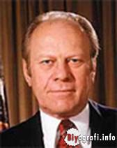 Gerald Rodolph Ford Jr.